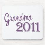 Grandma in 2011 mousepad