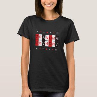 Grandma in Contrast T-Shirt