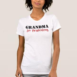 GRANDMA , in training T-shirt