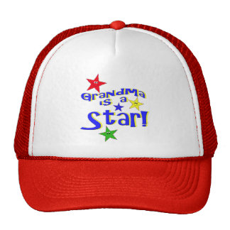 Grandma Is A Star Hat