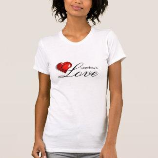 """Grandma is Love"" T-Shirt"