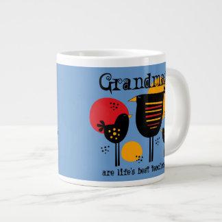 Grandma Life's Best Teacher Specialty Mug Extra Large Mug