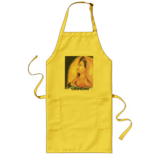 GRANDMA LONG APRON