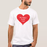 Grandma Loves Me Babci T-Shirt
