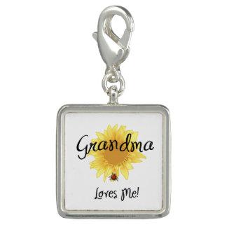 Grandma Loves Me Charm Bracelet