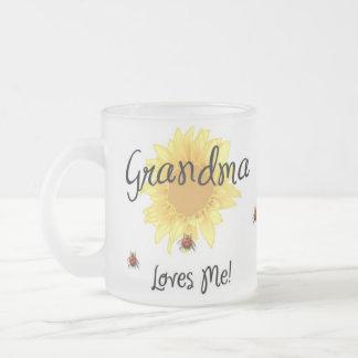 Grandma Loves Me Mug