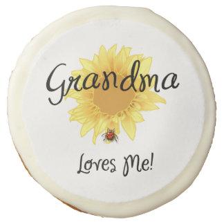 Grandma Loves Me Sugar Cookie