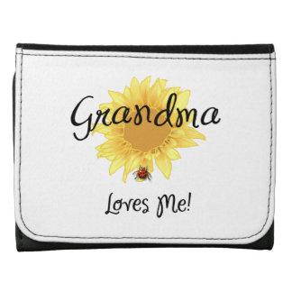 Grandma Loves Me Wallet