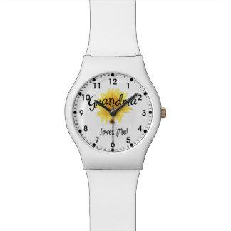 Grandma Loves Me Watches