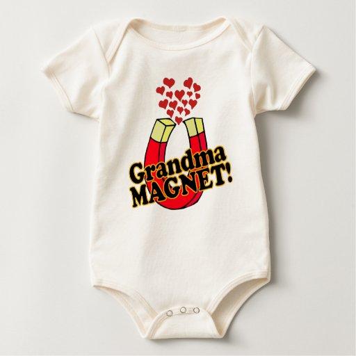 Grandma Magnet Bodysuits