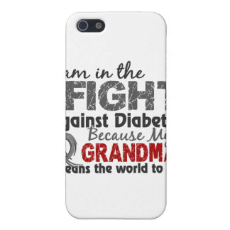 Grandma Means World To Me Diabetes Case For iPhone 5