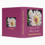 Grandma Mom Daughters Tradition Family Recipes Binder