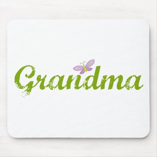 Grandma Mouse Pad