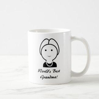 Grandma Mug (Personalize)