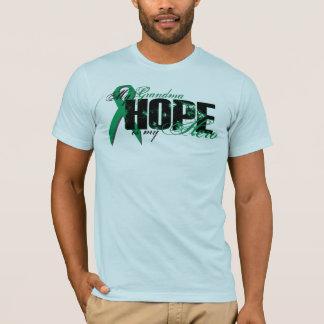 Grandma My Hero - Kidney Cancer Hope T-Shirt