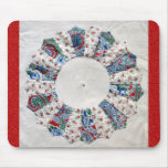 Grandma Nellie's Quilt - Block #1 Mouse Mats
