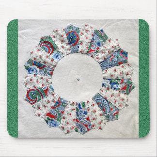 Grandma Nellie's Quilt - Block #1 Mouse Pad