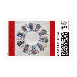 Grandma Nellie's Quilt - Block #1 Stamps