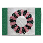 Grandma Nellie's Quilt Block #2 Stationery Note Card