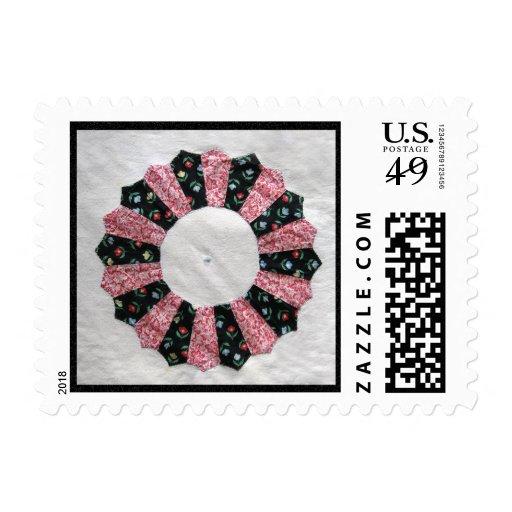 Grandma Nellie's Quilt Block #2 Stamps