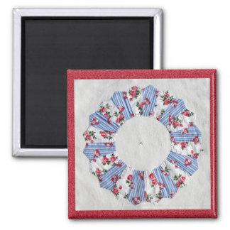 Grandma Nellie's Quilt - Block #3 Magnet