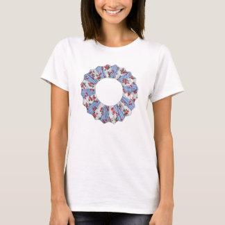 Grandma Nellie's Quilt - Block #3 T-Shirt