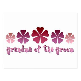 Grandma of the Groom Post Cards