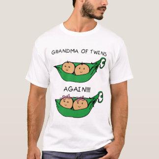 Grandma of twins again T-Shirt