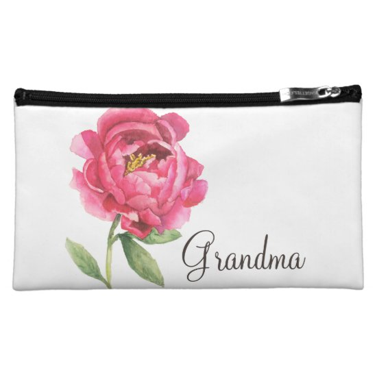 Grandma Peony Wristlet Mother's Day Gift