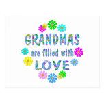 Grandma Postcards