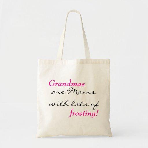 Grandma Quote Bags