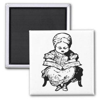 Grandma Read You A Story Design Magnet