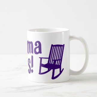 Grandma Rocks Coffee Mug