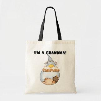 Grandma s Sunshine-African American Girl Canvas Bag