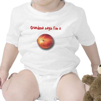 Grandma says I'm a peach T-shirt