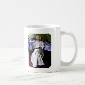 Grandma Sewing Coffee Mug