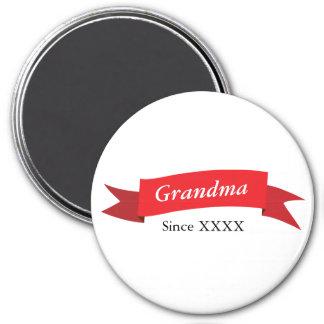 Grandma Since XXXX Magnet