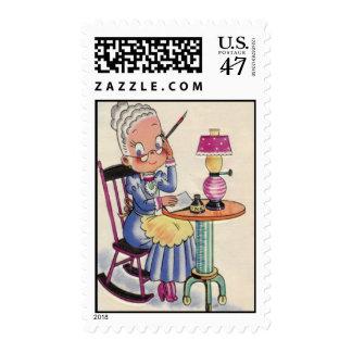 Grandma Stamps
