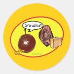 Grandma!... Sticker