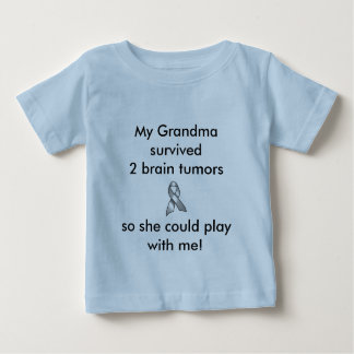Grandma survived infant t-shirt