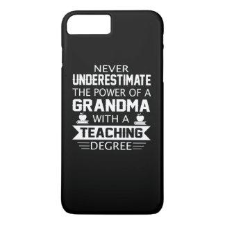 Grandma Teacher iPhone 8 Plus/7 Plus Case