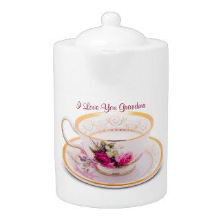 Grandma Teapot