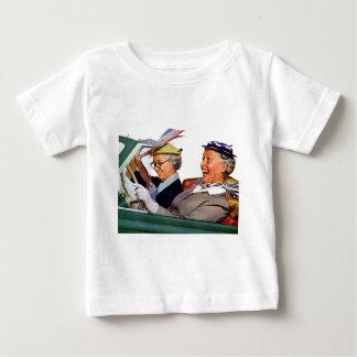 Grandma The Speed Queen Baby T-Shirt