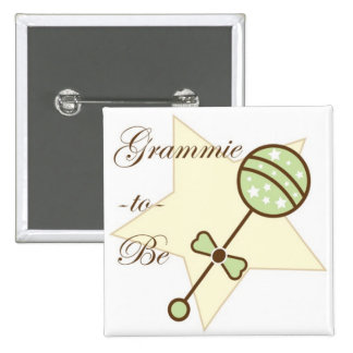 Grandma to Be Baby Shower Pin
