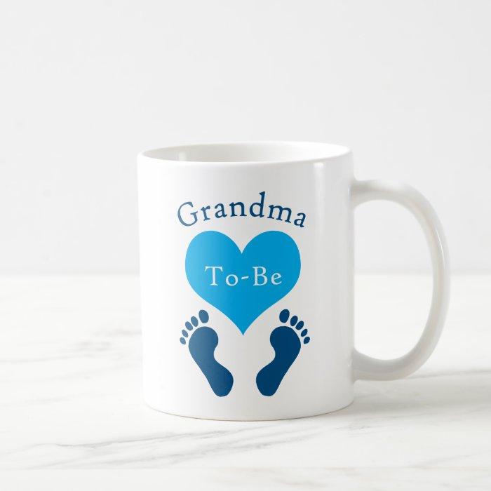 Grandma To-Be Coffee Mug