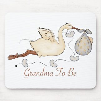Grandma To Be Mouse Pad