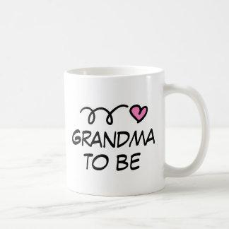Grandma to be mug for new grandmother