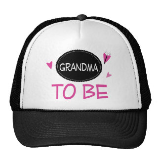 Grandma to Be Trucker Hat