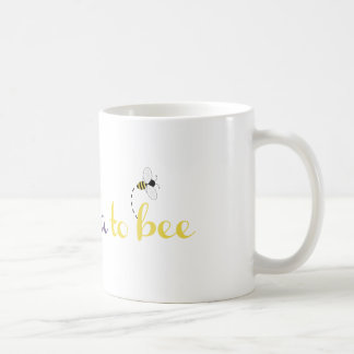 Grandma To Bee Coffee Mug