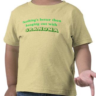 Grandma toddler t shirt.